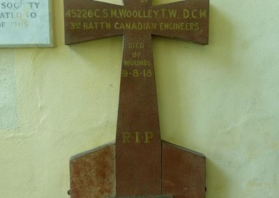 Melton OC Suffolk Thomas Willim Woolley 1