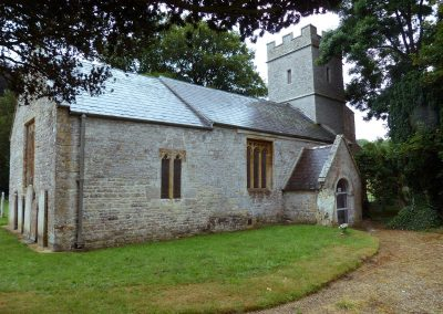 George Dawson-Damer - St Peter's Winterborne Came -2