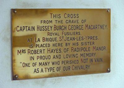 HBG Macartney - St Ann - Radipole, Dorset 3