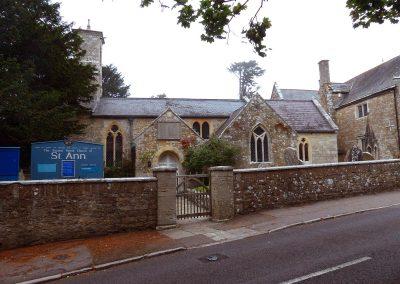 HBG Macartney - St Ann - Radipole, Dorset 5