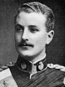 Lieutenant Kenneth Forbes Meiklejohn