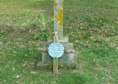 Woodbridge Cemetery - Geoffrey C Theobald 2