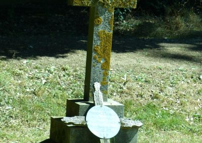 Woodbridge Cemetery - Geoffrey C Theobald 5