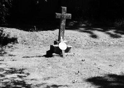 Woodbridge Cemetery - Geoffrey C Theobald 6