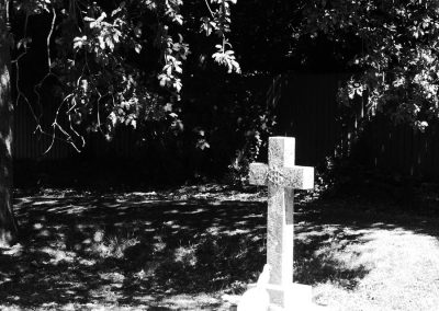 Woodbridge Cemetery - Geoffrey C Theobald 7