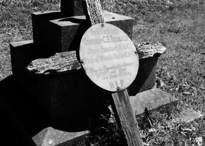 Woodbridge Cemetery - Geoffrey C Theobald 8