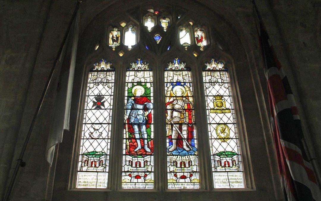 Norton sub Hamdon – St Mary the Virgin, Somerset