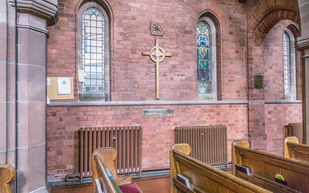 Oxton – St Saviours, Wirral, Cheshire