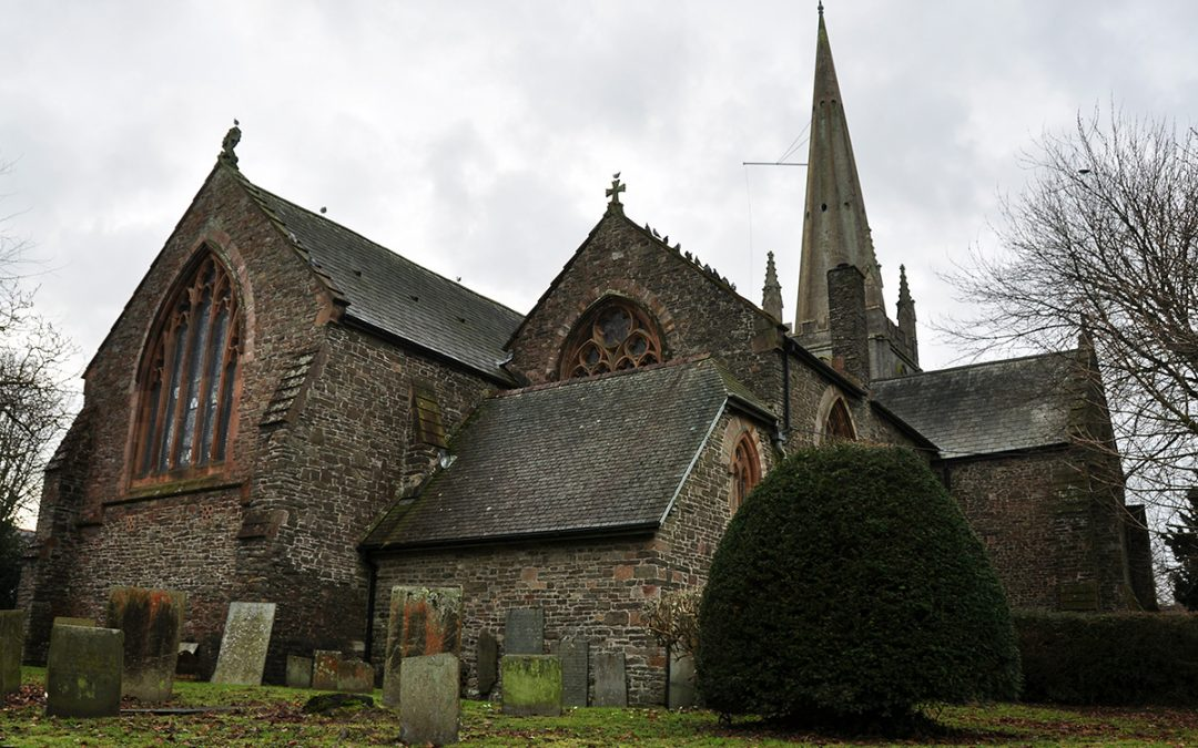 Great Torrington – St Michael's church, Devon