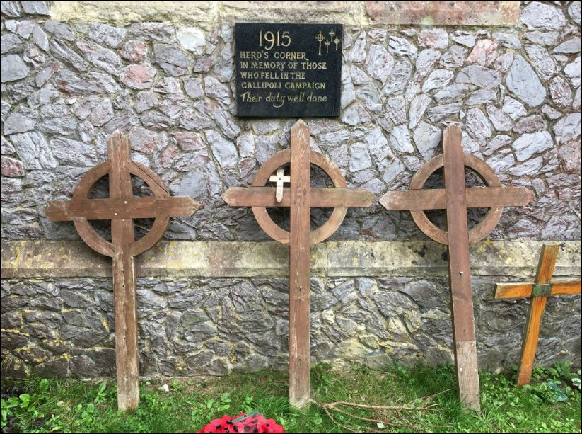 Carisbrooke Cemetery – Isle of Wight