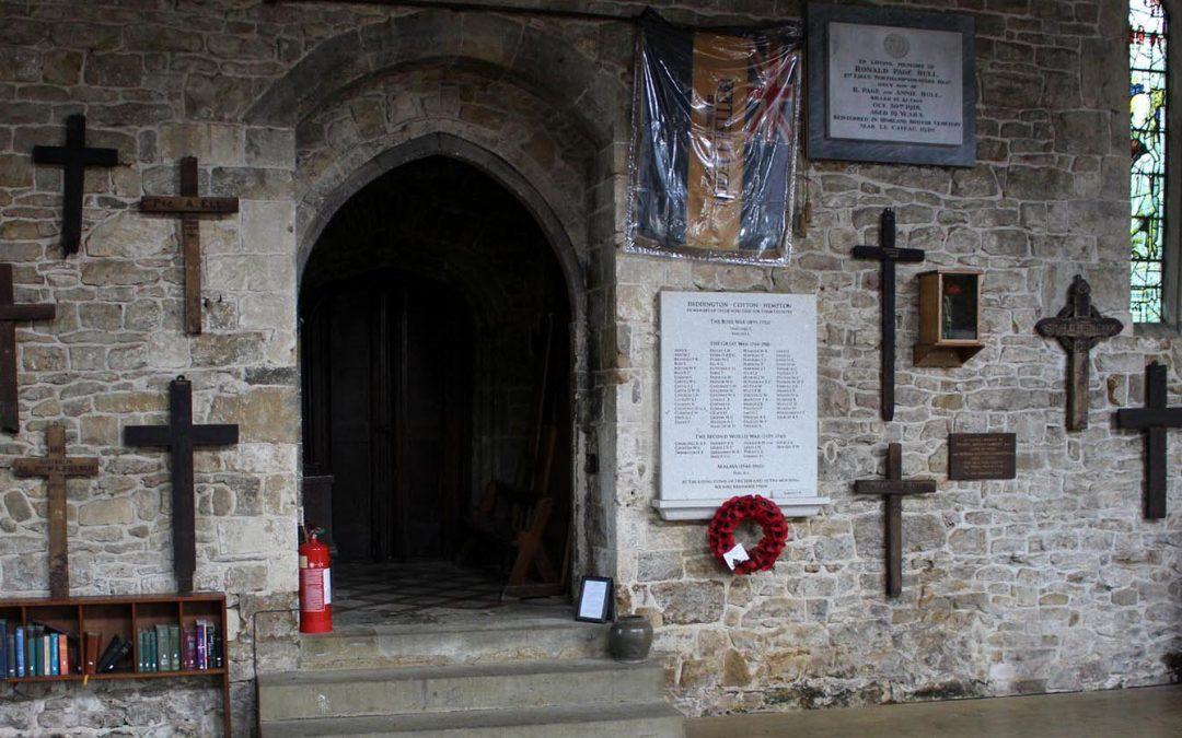Deddington – St Peter and St Paul. Oxfordshire