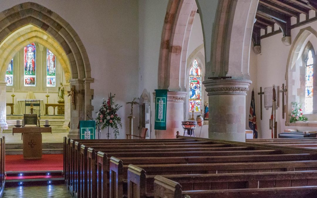 Rottingdean – St Margaret's Church, East Sussex