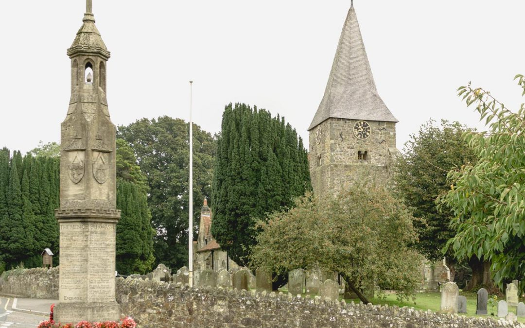 Burwash – St Bartholomew's Church, East Sussex