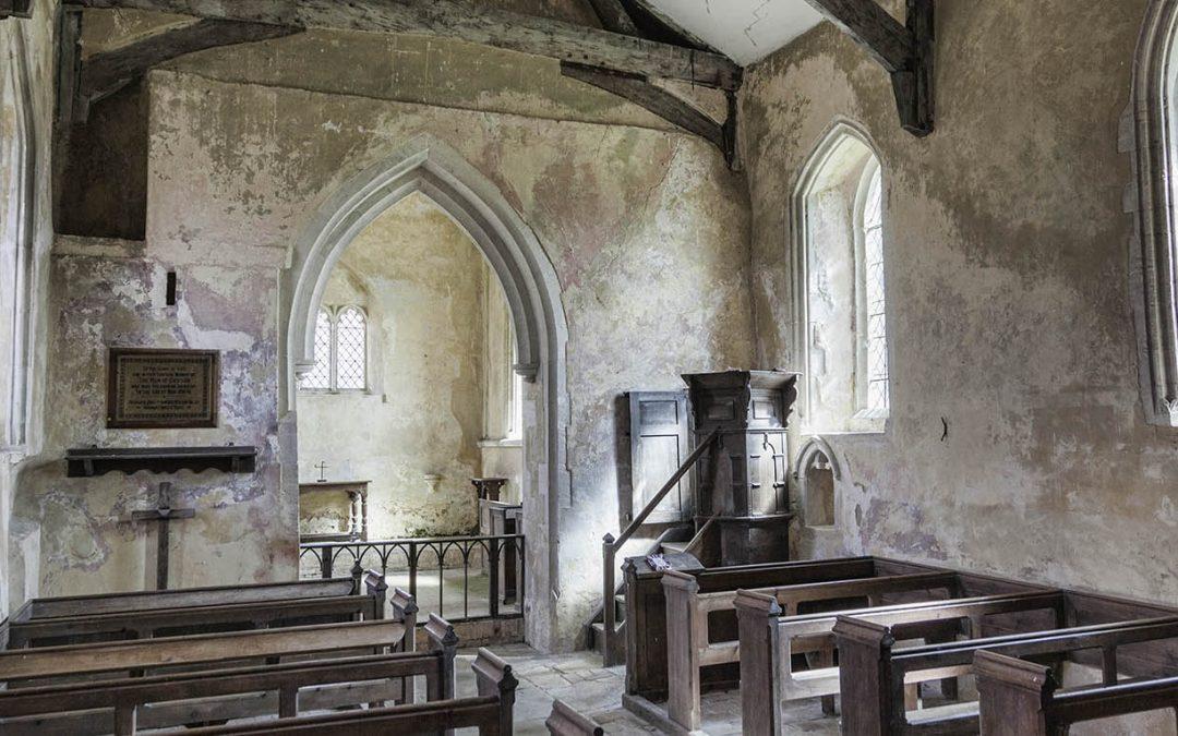 Coston – St Michael's Church, Norfolk.