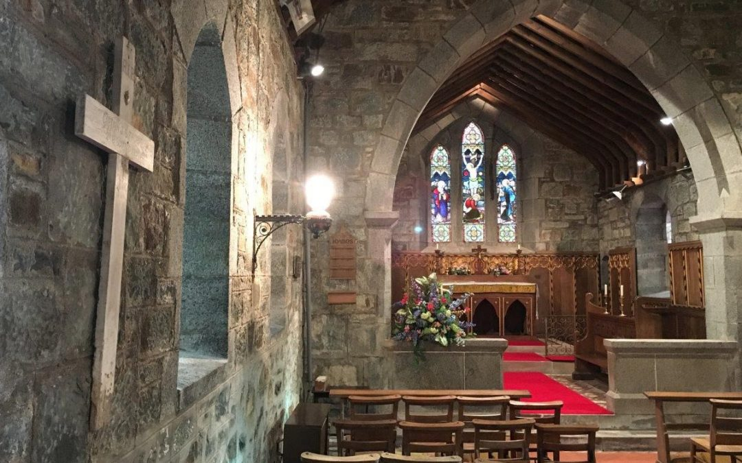 Ardbrecknish – St James's Episcopal Church, Argyll and Bute