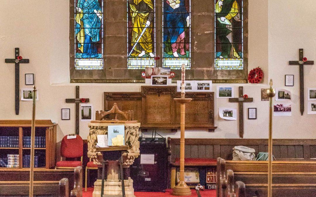 Great Sutton – St. John the Evangelist, Cheshire