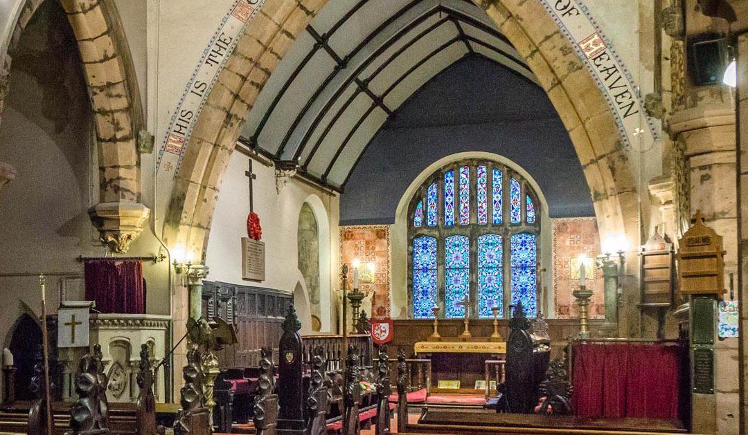 Norton in Hales – St Chads, Shropshire