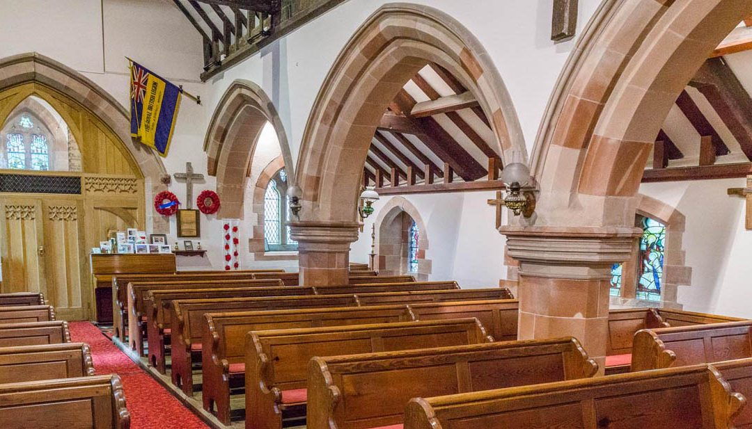 Ford – St. Michaels Church, Shropshire