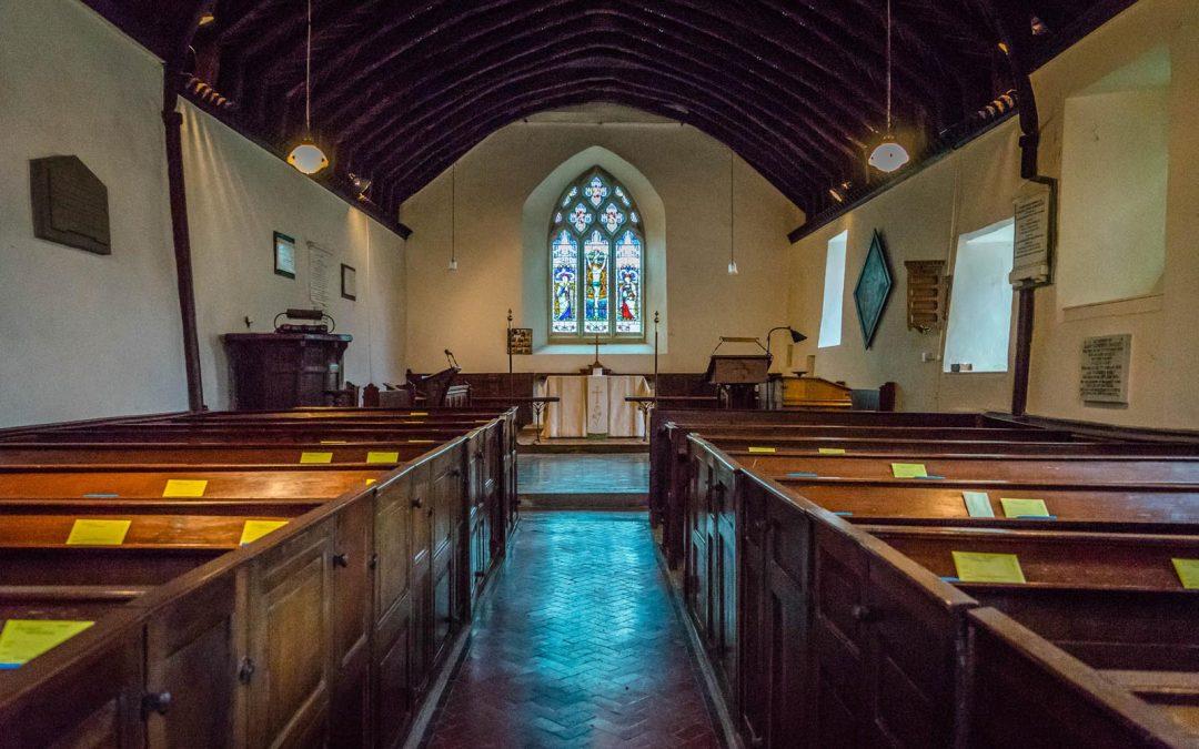 Lydham – Holy Trinity, Shropshire