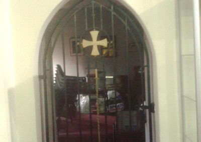 Milford_Haven_Entrance to Memorial chapel