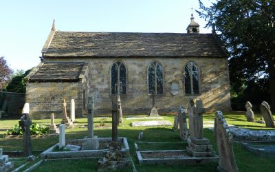 Castleton – Church of St Mary Magdalene, Sherborne, Dorset
