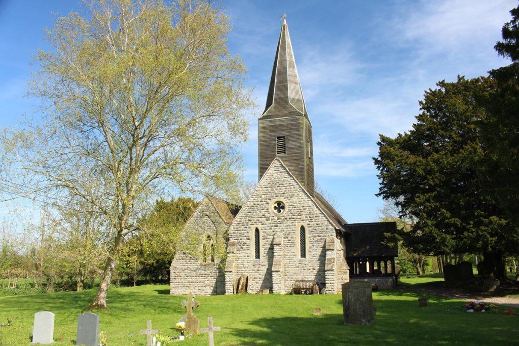 White Ladies Aston St John The Baptist Worcestershire