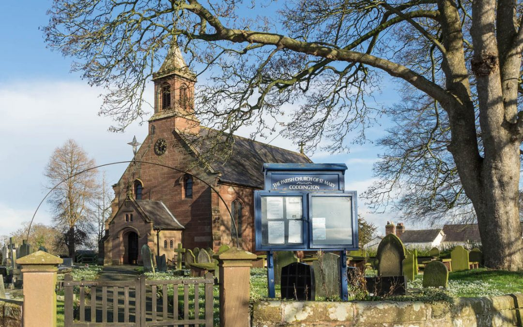 Coddington – St Mary's Church, Cheshire