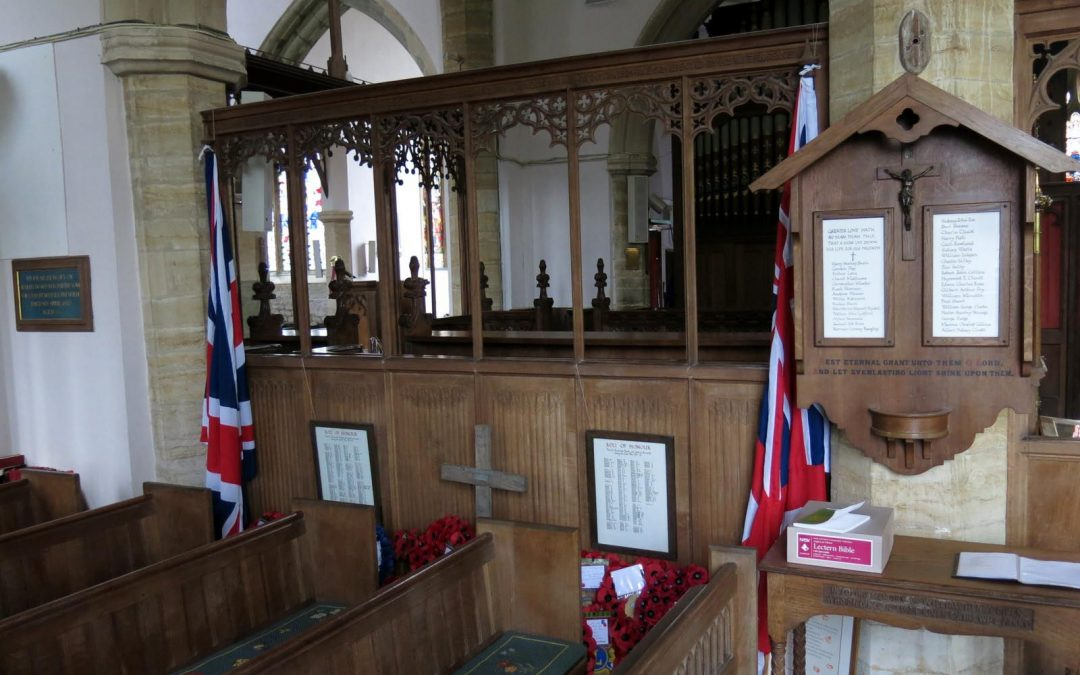 Sturminster Newton – St Mary's Church, Dorset,
