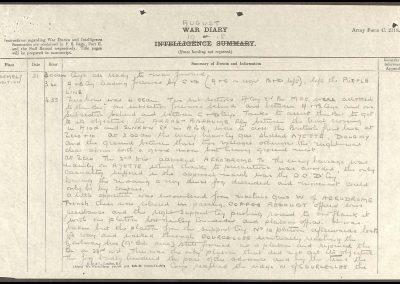 KSLI war diary 21-08-18 a