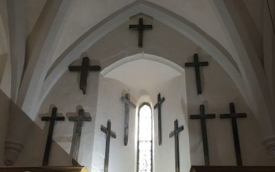 Cavendish – St Mary the Virgin, Suffolk.