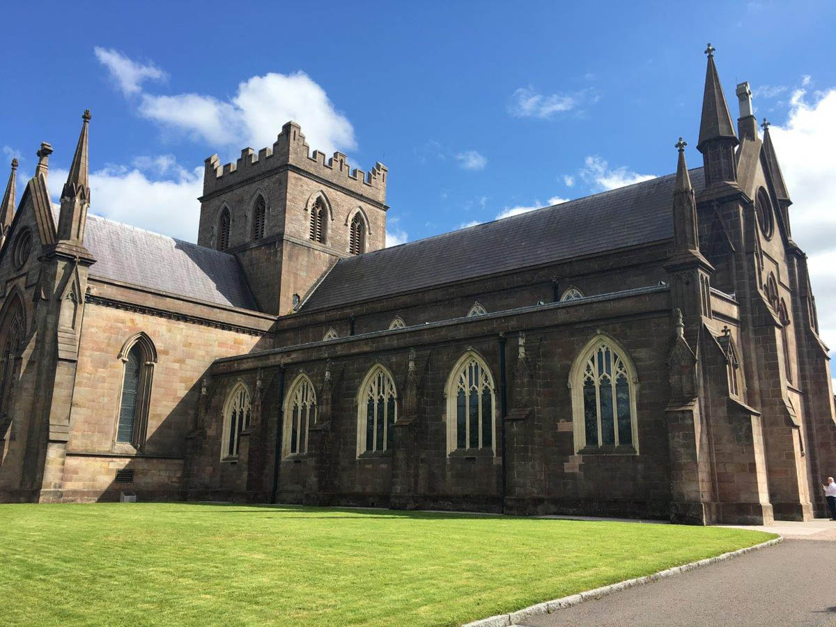 Armagh St Patrick S Anglican Cathedral Armagh