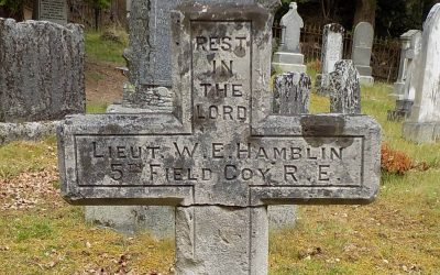 Canmore – Forres Cemetery, Moray