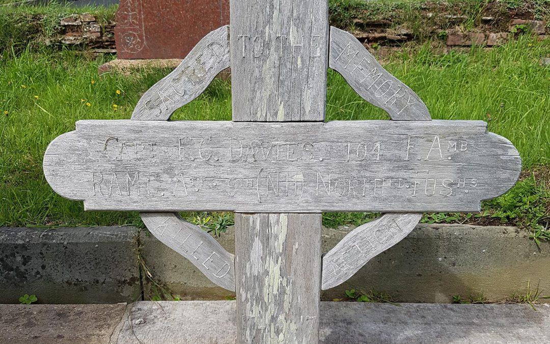 Bow Street – Capel y Garn Cemetery, Ceredigion