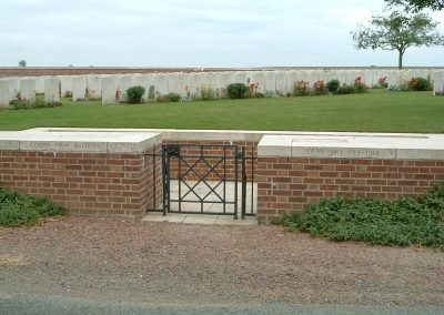 Gillingham_Couin New British Cemetery
