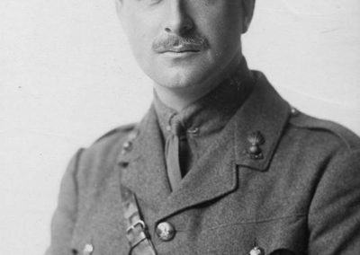 Major Harry Denison