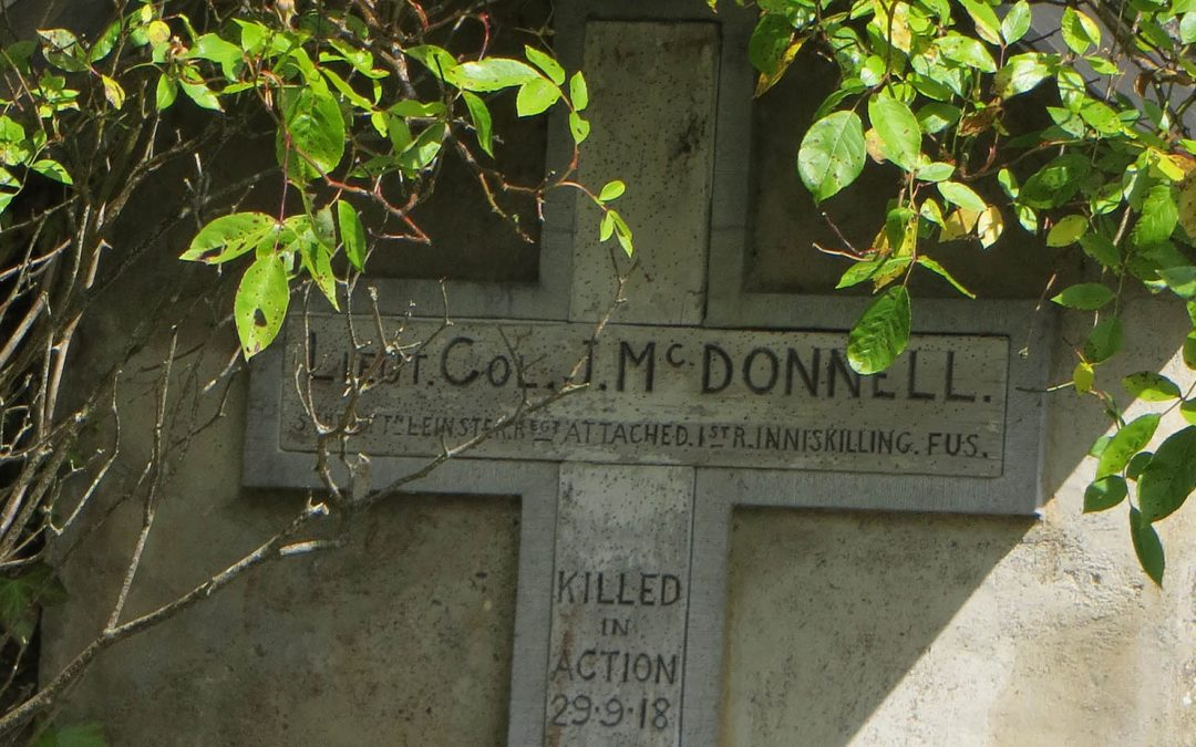 Kilsharvan – Kilsharvan Cemetery, Co. Meath