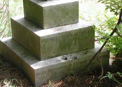 Llanwenllwyfo_Neave Thomas Headstone Dorina