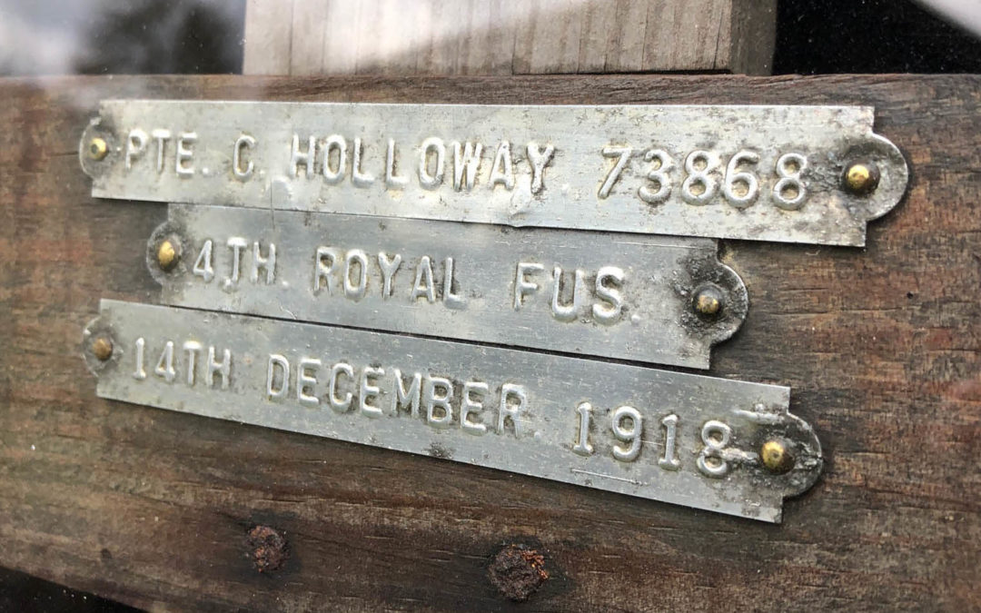 Great War Huts – Suffolk