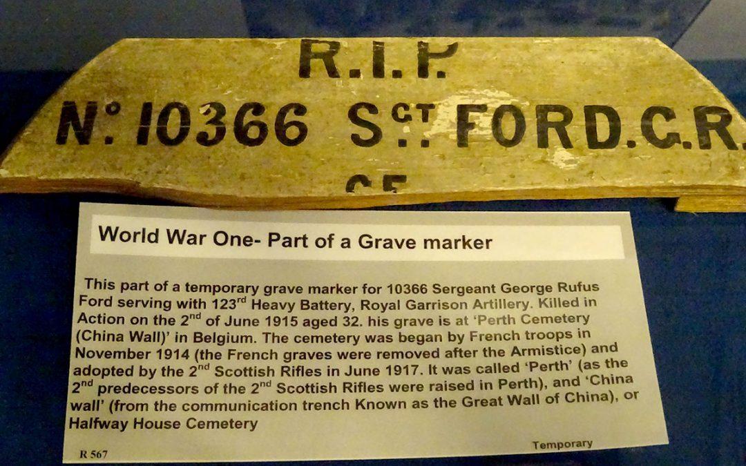 London – Firepower (RA Museum), Woolwich.