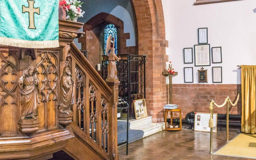 Walton – St Lukes Church, Merseyside