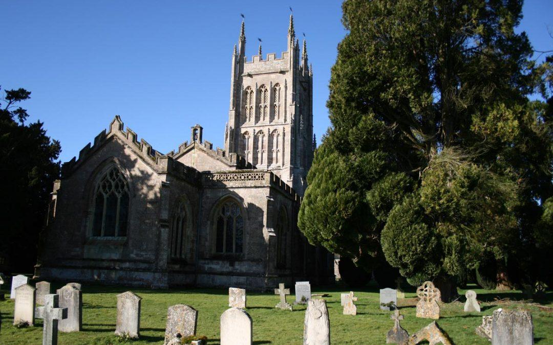 Mells – St Andrew's Church, Somerset