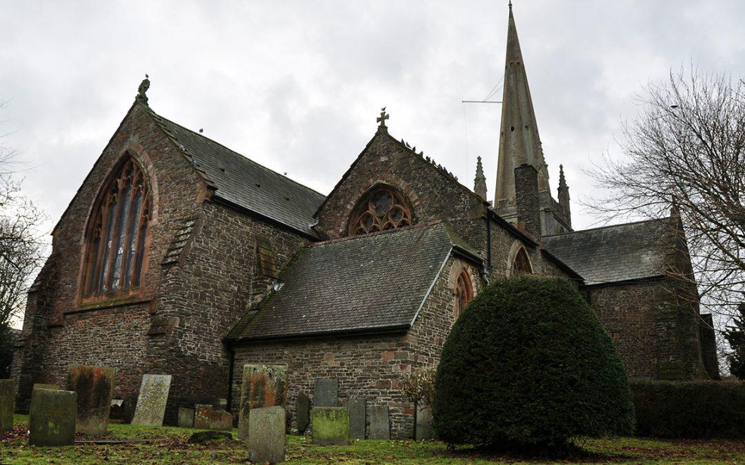 Great Torrington – St Michael's church, Devon