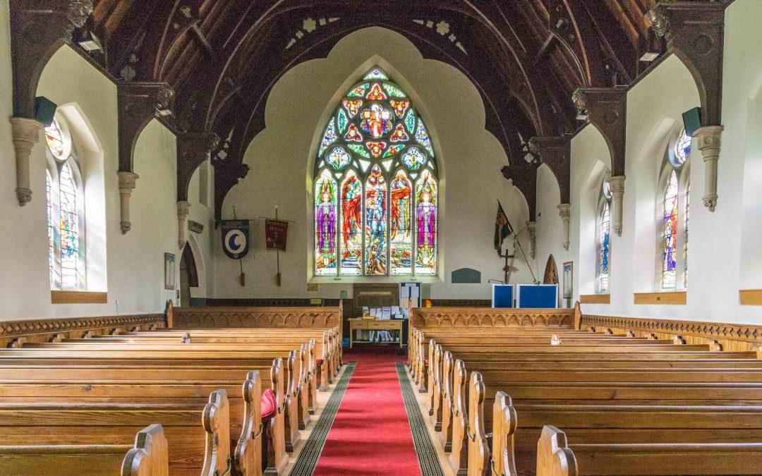 Thornton Hough, Wirral – All Saints Church, Cheshire