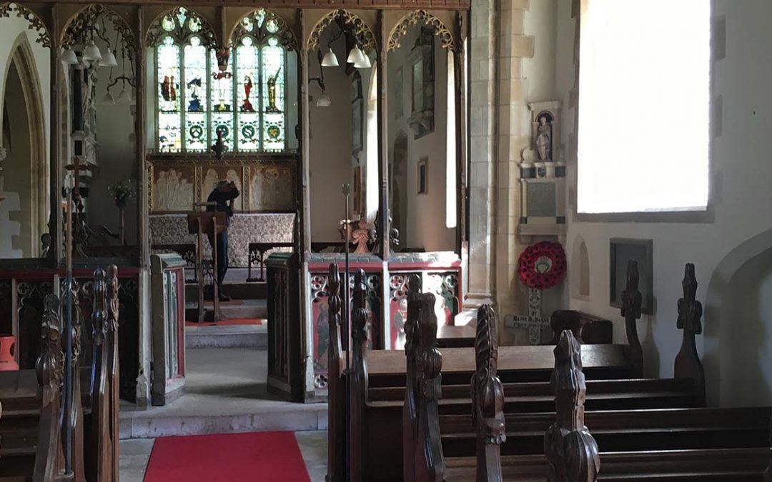 Sotterley – St. Margaret, Suffolk