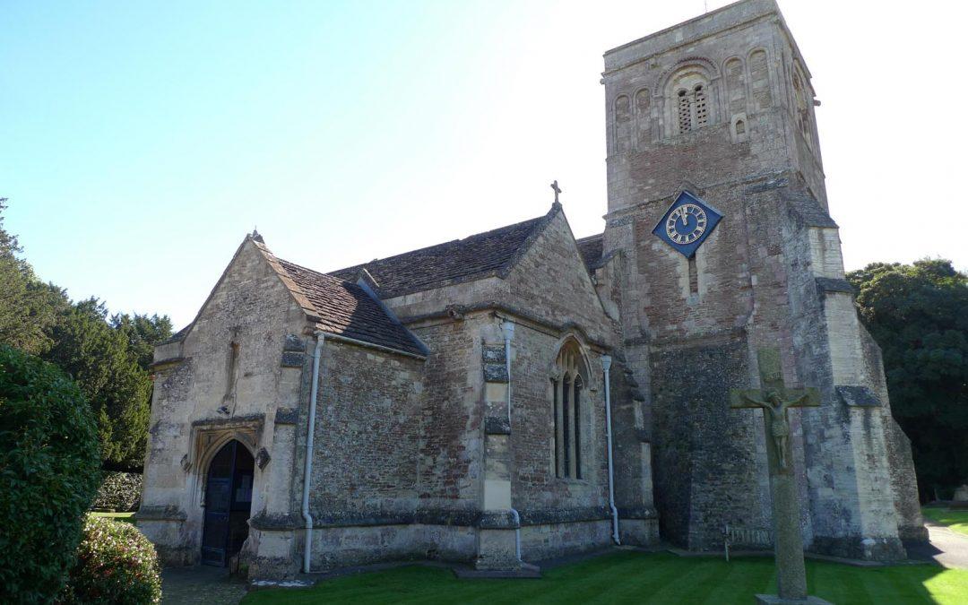Beckington – Somerset. St George's Parish Church.