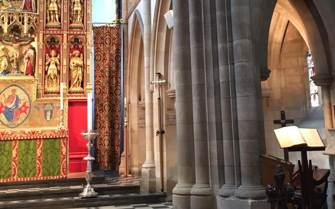 Marlborough College Chapel – Wiltshire