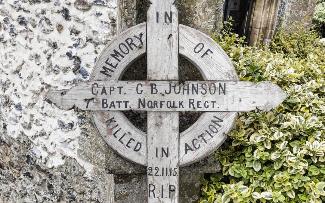 Welborne – All saints, Norfolk