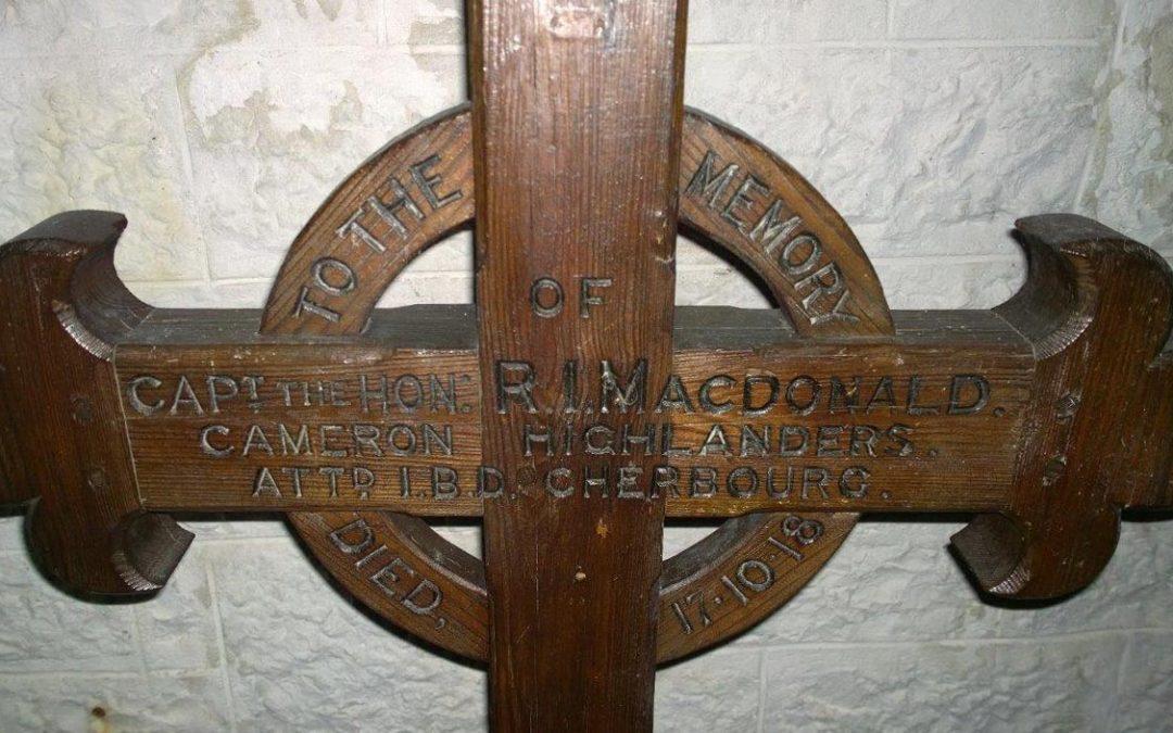 Portree – St Columba's Episcopal Church, Isle of Skye