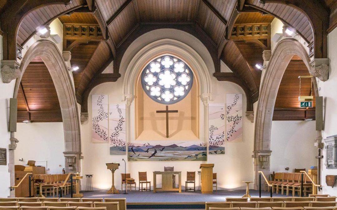 Parkgate and Neston United Reformed Church, Cheshire