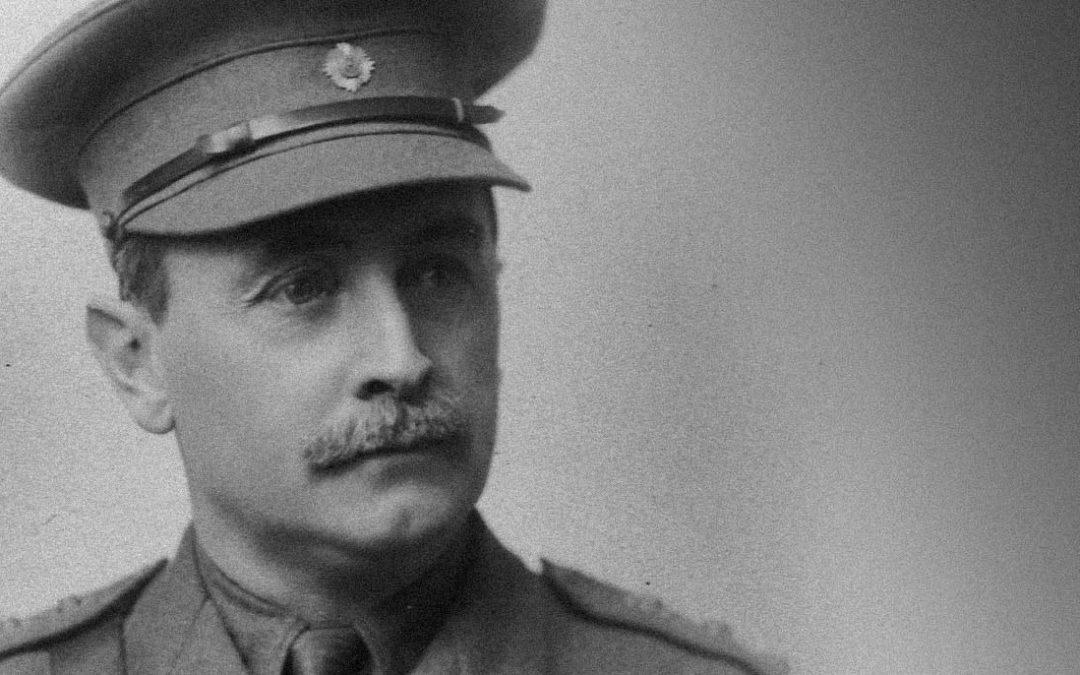 Major J. S. Thorpe. M.C.